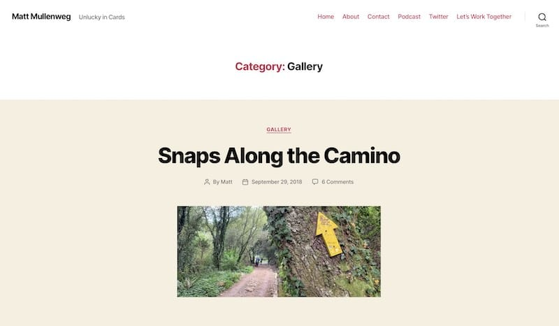 Twenty Twenty-one - Best WordPress Themes for Photographers