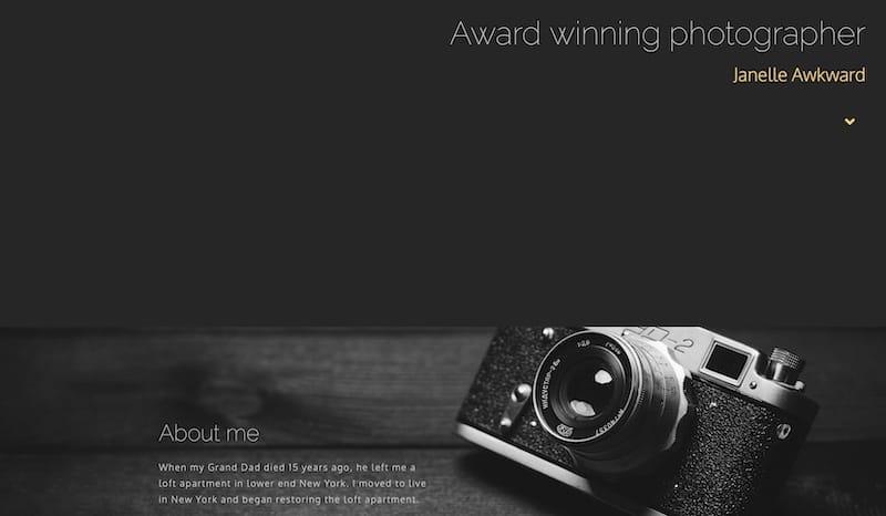 Beaver Builder - Best WordPress Themes for Photographers