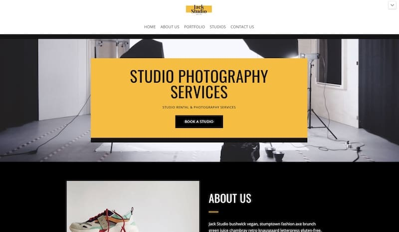 Neve - Best WordPress Themes for Photographers